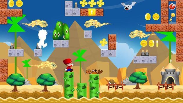 Jungle Jab's World Run screenshot 1