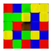 Swipe Color Block icon