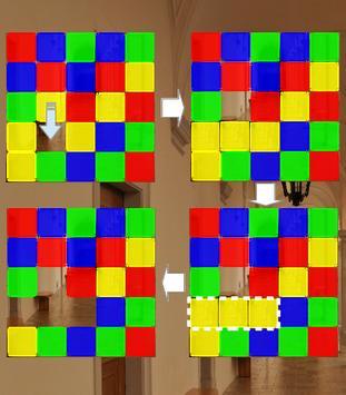 Swipe Color Block apk screenshot