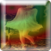 Cute Dresses Animation icon