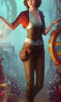Cute Fantasy Girls apk screenshot