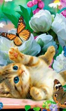 Animated Cat GIF apk screenshot