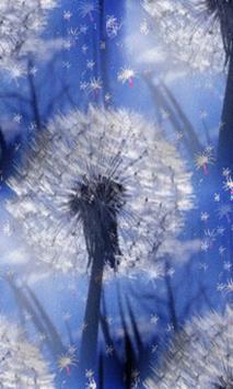 Animated Dandelion apk screenshot