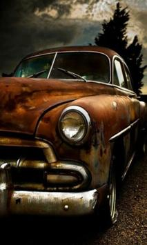 Abandoned Car Photos poster