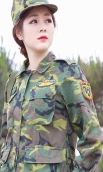 Beauty in Military apk screenshot