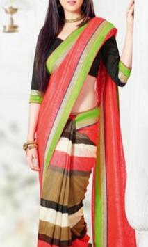 Indian Saree Beauty screenshot 1