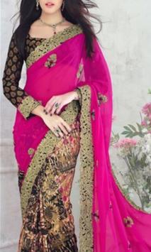 Indian Saree Beauty screenshot 2