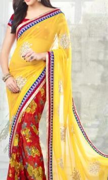 Indian Saree Beauty screenshot 4