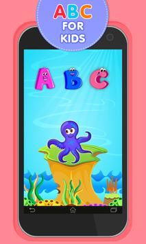 Chifro ABC: Kids Alphabet Game poster