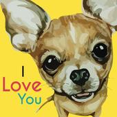 Cute Chihuahuas Wallpaper icon