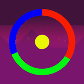 Crazy Color Wheel Twisted icon