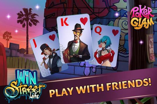 Poker Glam screenshot 1