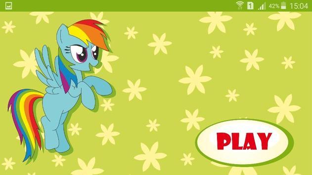 Раскраска мультик Мой Пони screenshot 5