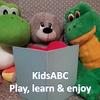 Kids ABC Play learn words fun icon