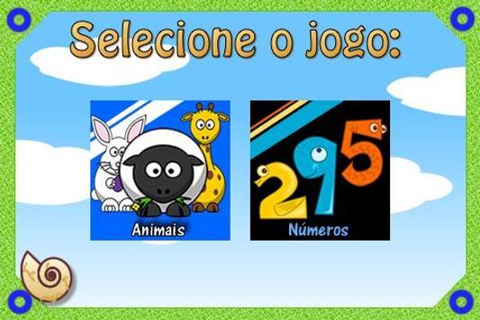 Numbers and Animals apk screenshot