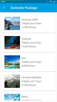 LAXMI OVERSEAS TOURS & TRAVELS screenshot 1