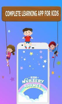 Kids Nursery Rhymes & Poems poster
