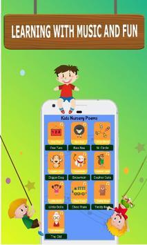 Kids Nursery Rhymes & Poems screenshot 1