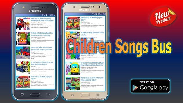 Children Songs Bus screenshot 1