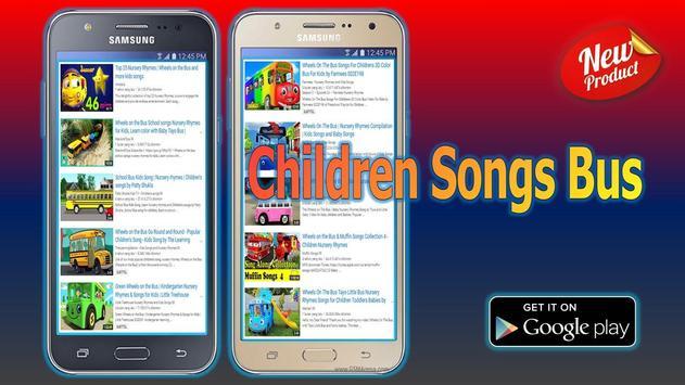 Children Songs Bus screenshot 2