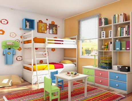 children room design screenshot 1