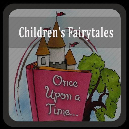 children fairy tales poster