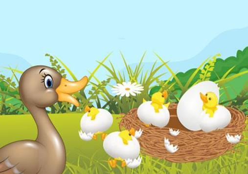 Children Story: Ugly Duckling apk screenshot