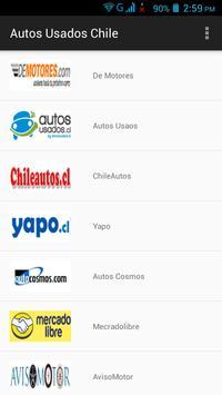 Autos Usados Chile poster