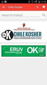 Chile Kosher screenshot 1