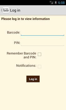 JCPL mobile apk screenshot