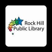 Rock Hill Public Library's App icon