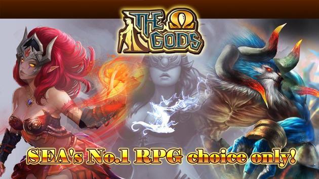 The God Omega apk screenshot