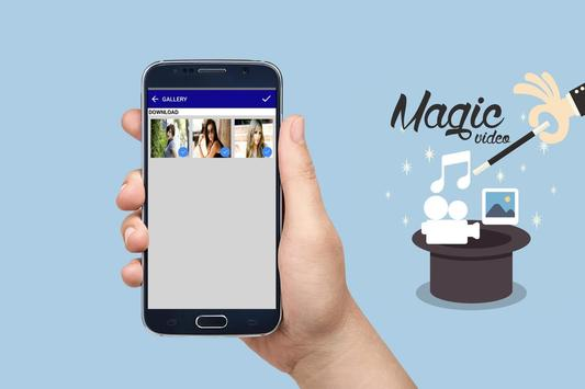 Magic Video apk screenshot