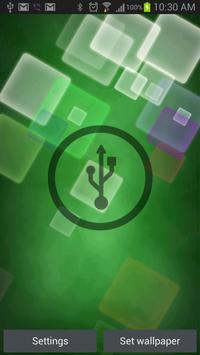 Battery Lights LWP (Free) apk screenshot