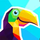Poly Artbook - puzzle game APK