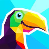 Poly Artbook icon