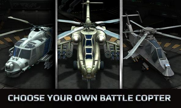 Battle Copters (Unreleased) screenshot 3
