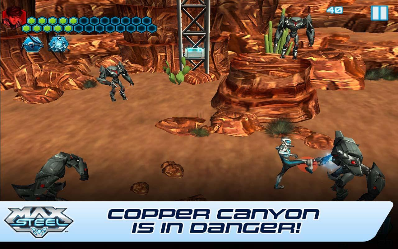 max steel apk download free action game for android apkpure com
