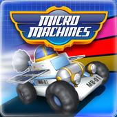 Micro Machines icon