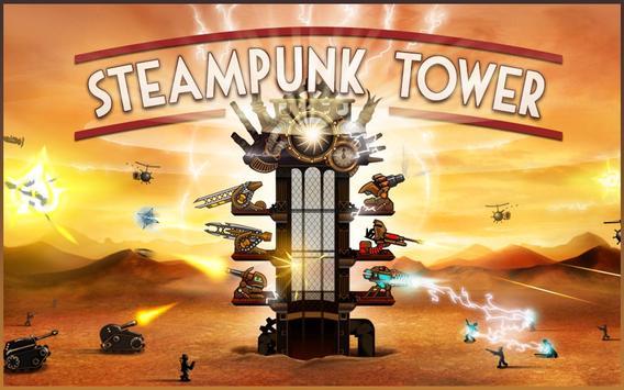 Steampunk Tower screenshot 5