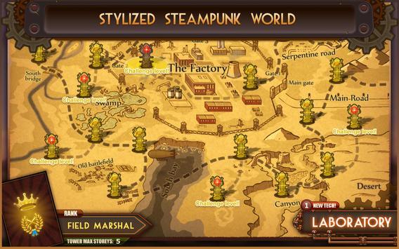 Steampunk Tower screenshot 10