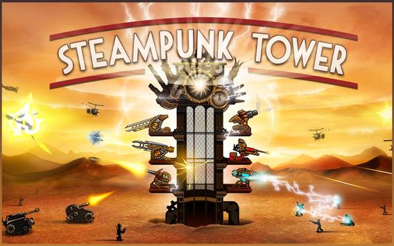 Steampunk Tower 截圖 11