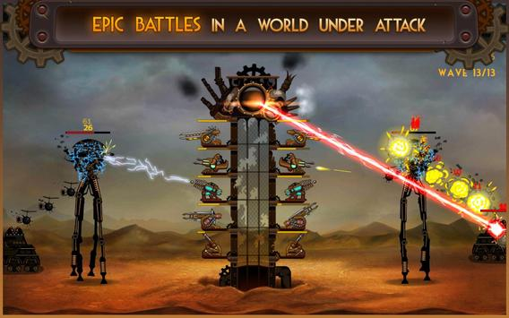 Steampunk Tower screenshot 12
