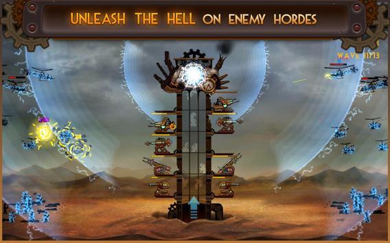 Steampunk Tower screenshot 14