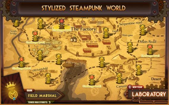 Steampunk Tower screenshot 16