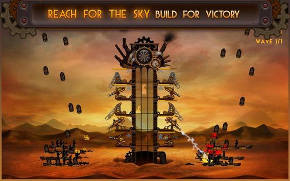 Steampunk Tower screenshot 3