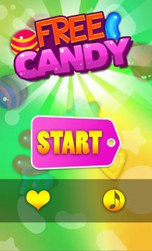 Free Candy captura de pantalla de la apk