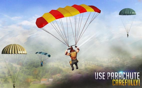 4 Schermata Battle Royale Grand Mobile Pacific Fort Craft V2