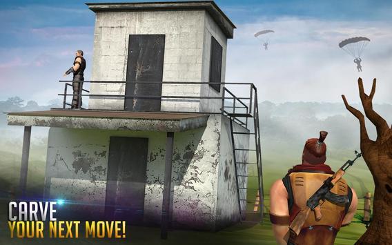 7 Schermata Battle Royale Grand Mobile Pacific Fort Craft V2