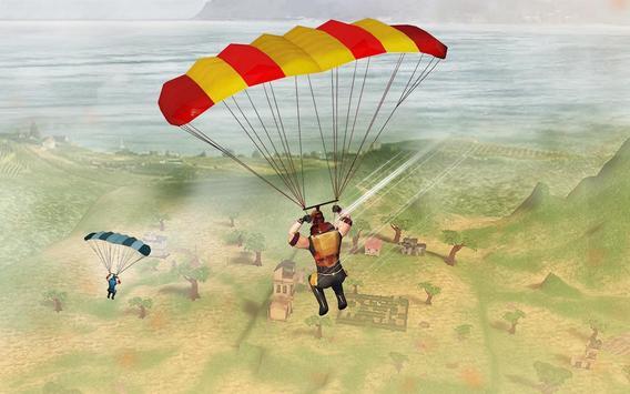Battle Royale Grand Mobile V2 captura de pantalla 8